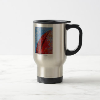 Out of the Ashes TRAVEL MUG STEEL