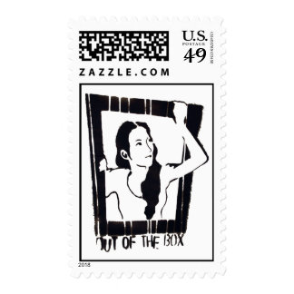 Out of the Box stamps