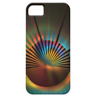 """Out of the Corner of my Eye"" iPhone 5 Case"