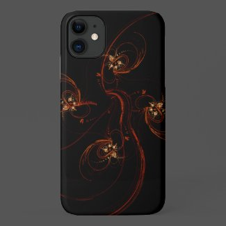 Out of the Dark Abstract Art Case-Mate iPhone Case