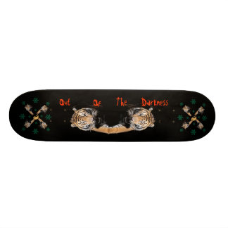 Out of the Darkness-revised Skateboard Deck
