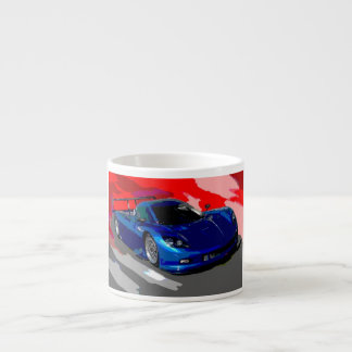 Out of the Flames 6 Oz Ceramic Espresso Cup