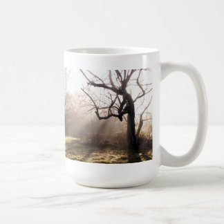 Out of the Mist Classic White Coffee Mug