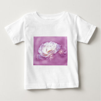 Out of the Mist - pink roses Baby T-Shirt