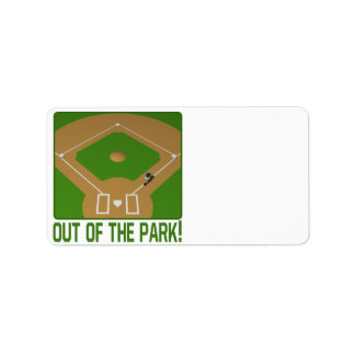 Out Of The Park Label
