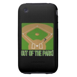Out Of The Park Tough iPhone 3 Cover