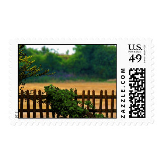 Out Of The Safetyzone Postage Stamp