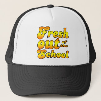 Out of the School Trucker Hat