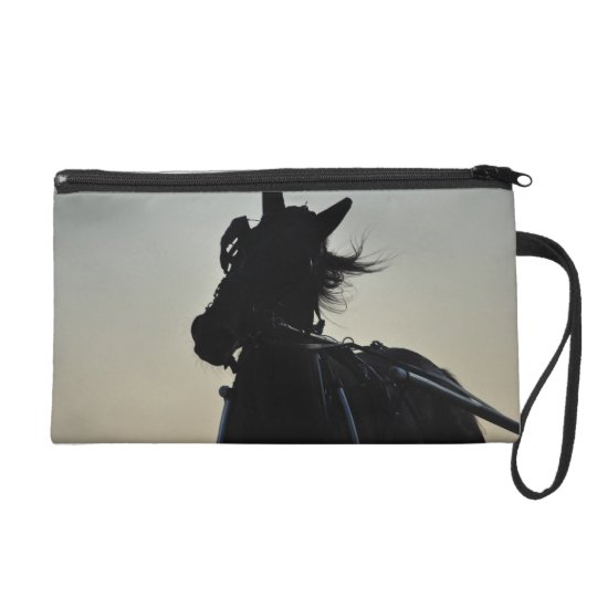 out of the shadows wristlet purse