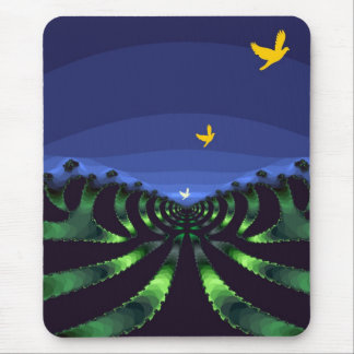 Out of the Void Mouse Pad