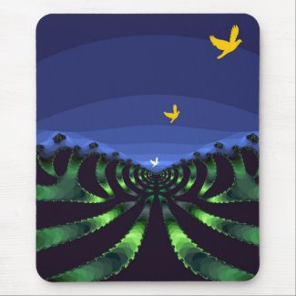 Out of the Void Mousepads
