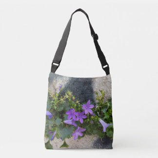out of the wall flower crossbody bag