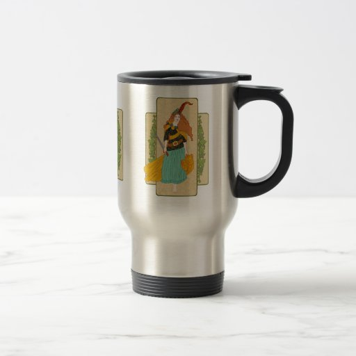 Out of the Woods 15 Oz Stainless Steel Travel Mug