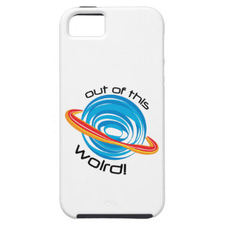 Out Of This Wolrd iPhone 5 Cover