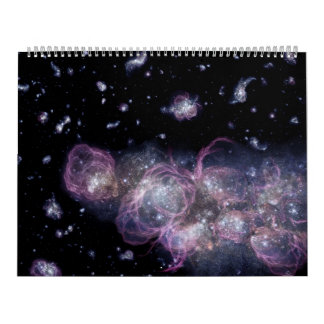 Out of this world 18 mths calendars