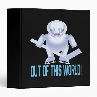 Out Of This World 3 Ring Binder