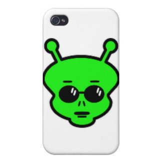 Out of this world - Alien iPhone 4/4S Case