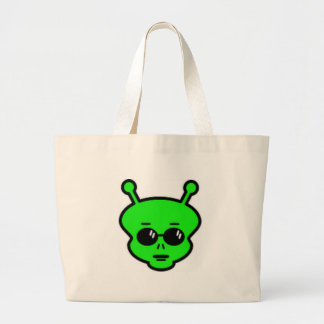 Out of this world - Alien Large Tote Bag