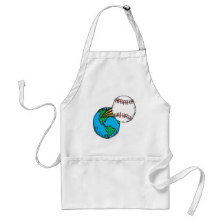 Out Of This World Adult Apron