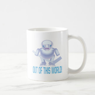 Out Of This World Classic White Coffee Mug