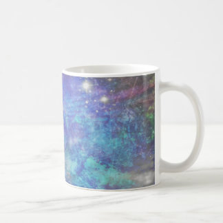 Out of this world cup classic white coffee mug