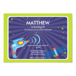 Out Of This World Custom Invitation