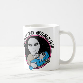 Out Of This World Dad Classic White Coffee Mug