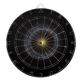Out of this World Dart Board