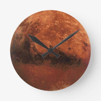 """""""Out of this world"""" Full Mars Clock"""