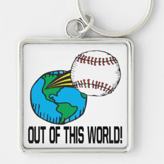 Out Of This World Keychain