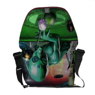 Out of this world... Messenger Bag