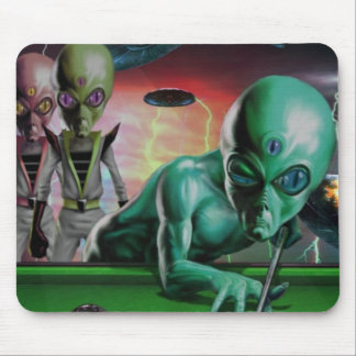 Out of this world... Mouse Pad