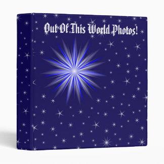 Out Of This World Photographs-Designer Photo Album Binder