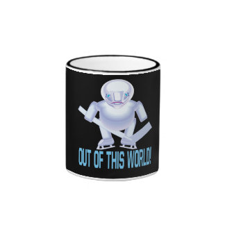 Out Of This World Ringer Coffee Mug