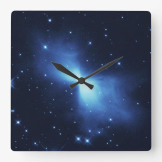 Out Of This World: STARS  Wall Clock