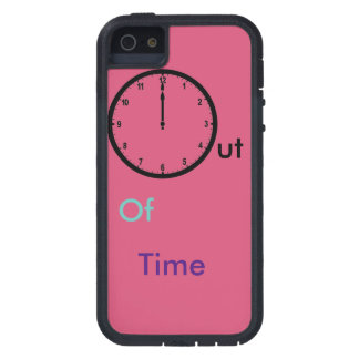 Out of Time Phone Case