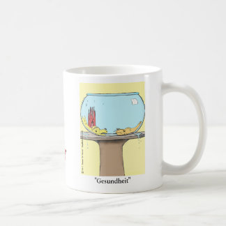 """Out of Water"" Coffee Mug"