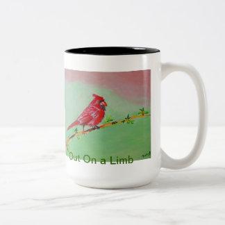 Out on a Limb Mug