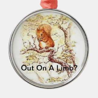 Out On A Limb Ornament