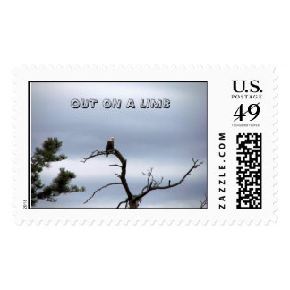OUT ON A LIMB STAMPS