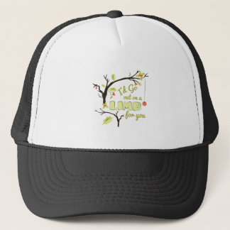 Out On Limb Trucker Hat