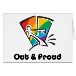 Out & Proud Greeting Cards