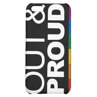 OUT PROUD iPhone 5C CASES