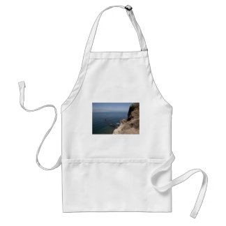 out there adult apron