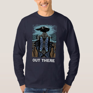 OUT THERE dark T-Shirt