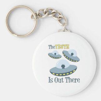 Out There Keychain