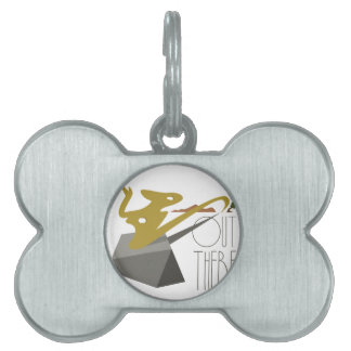 Out There Landscape Pet Tag