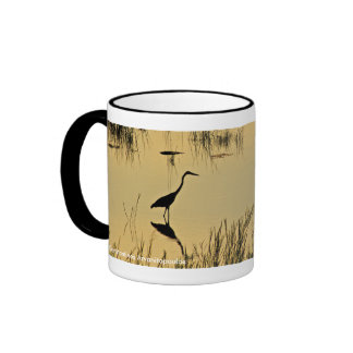 Out there! Photography Ringer Coffee Mug
