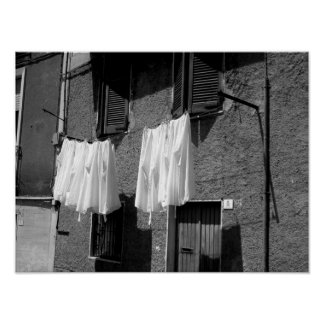 Out to Dry Print