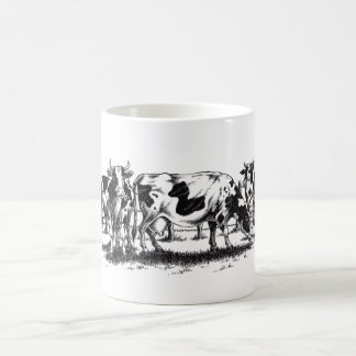 Out to Pasture Classic White Coffee Mug